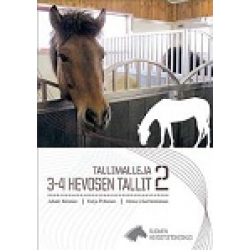Tallimalleja 2: 3-4 hevosen tallit -lukuaika